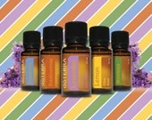 PRICE GUARANTEE** Pure Therapeutic Grade doTERRA Essential Oil Samples -- 2 ML