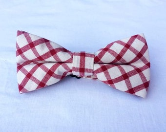 Stand out from the crowd. Brand New Men's Cotton Bowtie