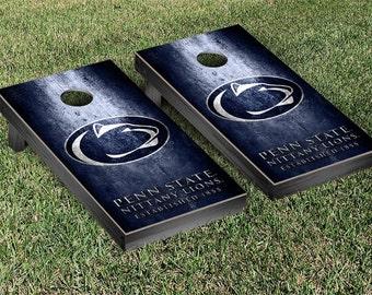 Penn State Cornhole Etsy