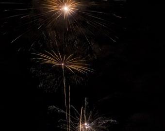 Fierce Fairmont Fireworks