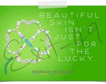 Rodan + Fields St Patricks Day Graphic DIGITAL DOWNLOAD