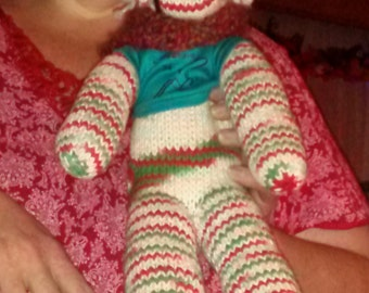 Handmade Sock Monkey Toys
