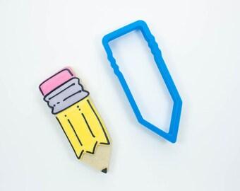 Pencil Cookie Cutter