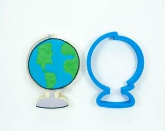 Globe Cookie Cutter