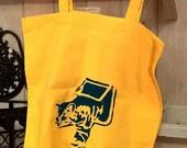 Cat Flap Cat -  Tote Bag
