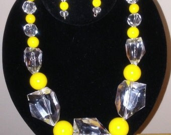 Crytal & Yellow