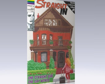 Straight In: Issue 1