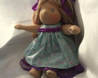 Waldorf Doll Holly, 12 inch