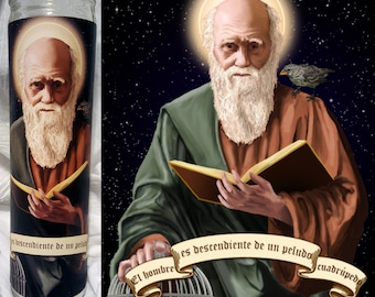 Saint Charles Darwin