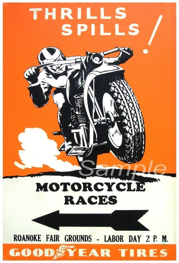 Vintage Motorcycle Races 59