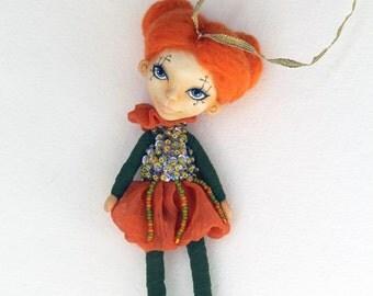 "Collector Doll ""Victoria"""