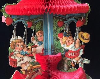 3D vintage Valintines