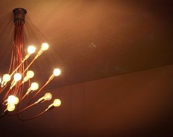 Unique Lamp design twister