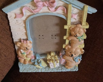 Teddy Bears picture frame