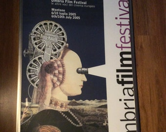 Poster filmFestival Terry Gilliam 104 x 72 cm