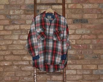 Vintage Fieldmaster Flannel Shirt