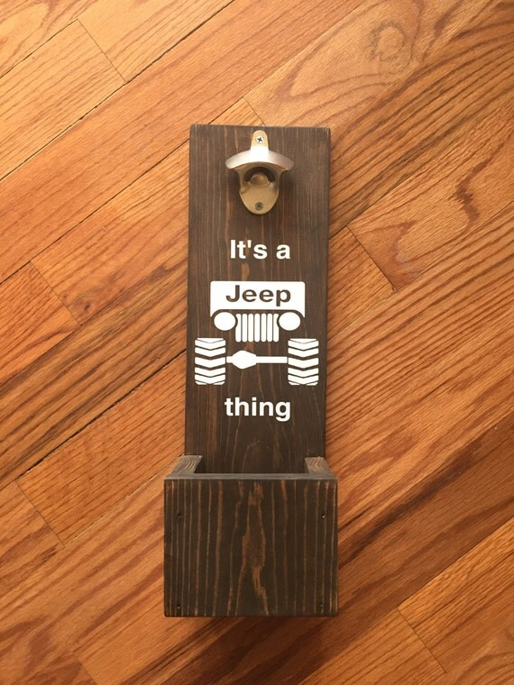 items similar to bottle opener jeep on etsy. Black Bedroom Furniture Sets. Home Design Ideas