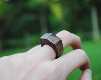 Handmade Maple Ring