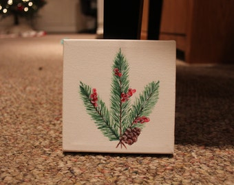 Pine Needles With a Little Extra
