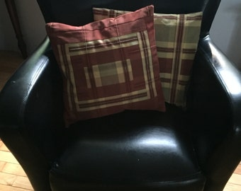 Coordinating Throw Pillow Covers