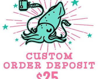 Your Custom Mug Order from DRIINKY
