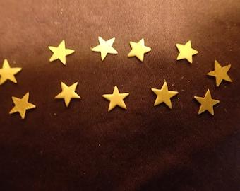 Tiny Brass Stars TBRST1