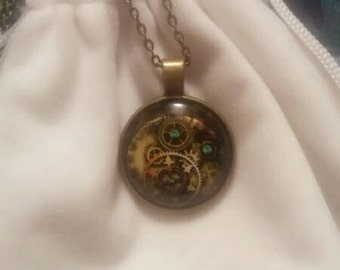 Clockwork 2 pendant