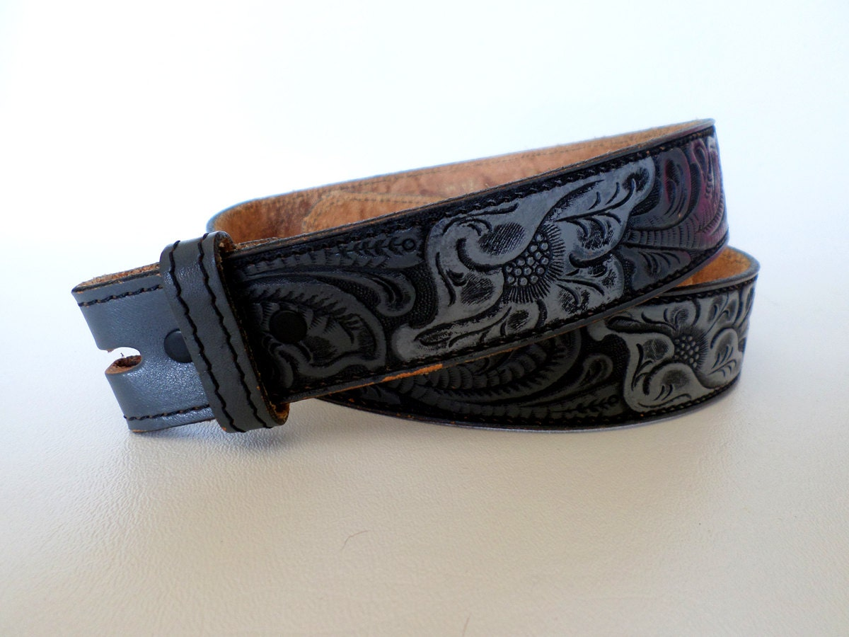 If you know the waist of your trouser, just ask the salesman for a belt that is one or two sizes higher than this size. For example, if you have bought 32 inch jeans, you can safely ask for a 34 or 36 inch belt. Out of these methods, method #1 is believed to be the most accurate one to measure your belt size.