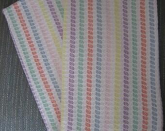 Handwoven Towel, Kitchen, Bath, Guest, or Baby Towel