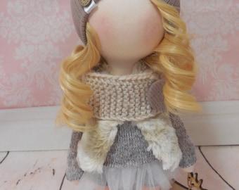 Modern doll