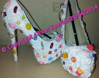 Sweet Treats Custom Heels