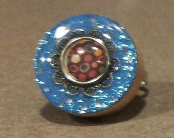 Flower Sparkle Ring!