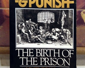 foucault discipline and punish Foucault also wrote discipline and punishment: the birth of the prison, a study of the ways that society's views of crime and punishment have developed, and the history of sexuality, which was intended to be a six-volume series.