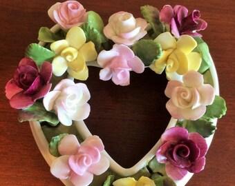 Coalport Valentines Day Flowers