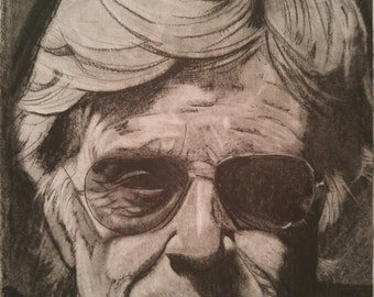Redford in Charcoal