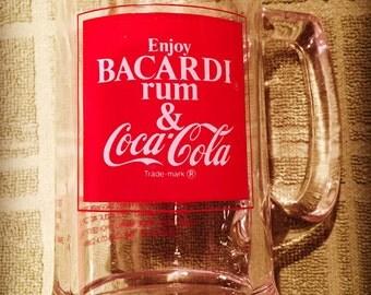 1978 Bacardi & Coke Glass