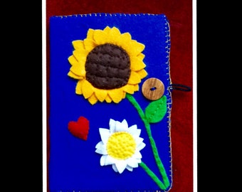 Hand made tablet case