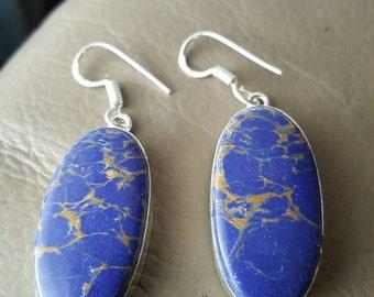 Mosiac Jasper Earrings!