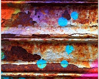 Sugar Rust - Photo Print