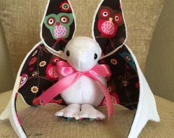 OWLOVU Bat Plush