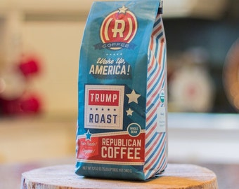 Trump Roast -- Republican Coffee