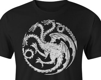 game of thrones shirt etsy. Black Bedroom Furniture Sets. Home Design Ideas