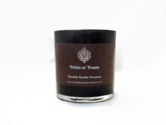 Trick or Treats Scented Candle in 13 oz. Straight Tumbler