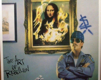 Suicidal Tendencies 24x34 The Art Of Rebellion Poster