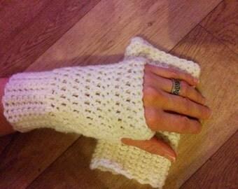 Gloves fingerless