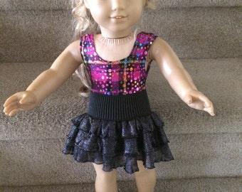 Bodysuit and Skirt