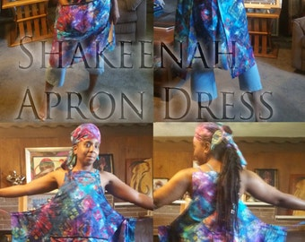 Shakeenah Apron Dresses