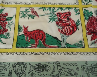 Textile Arts Australia, tablecloth, 50s-60s, new