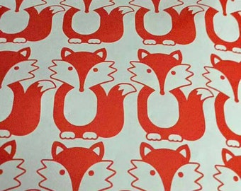 Fox wall decals