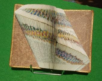 Book folded # 6